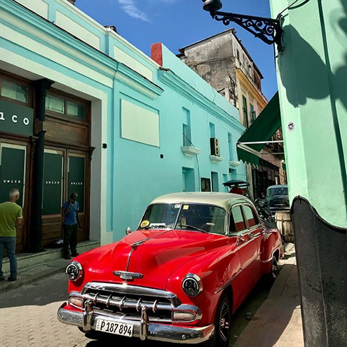 From the Fellows: Travel Journal from Cuba