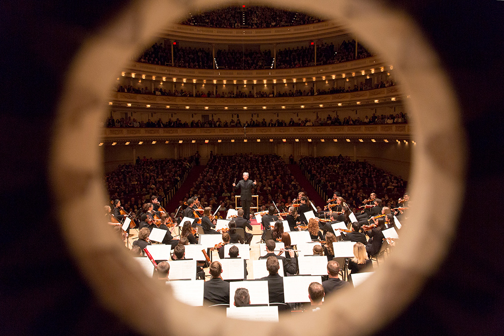 NWS at Carnegie Hall 2015