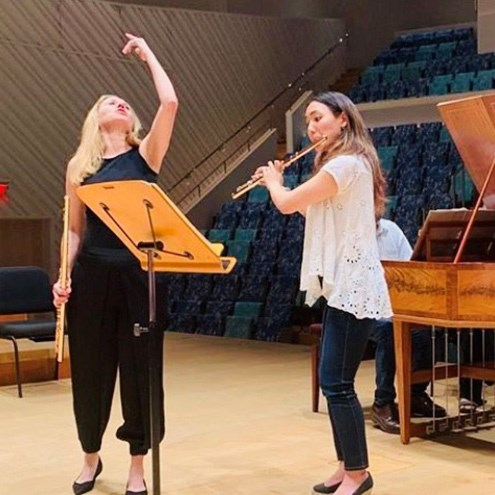 2019 Marina Piccinini International Masterclass at New World Center