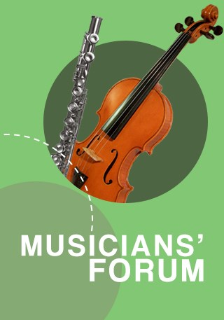 MUSICIANS' FORUM: SHATTERING THE BRASS CEILING