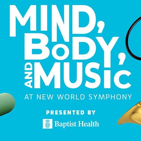 NWS presents free Mind, Body and Music on Nov. 23