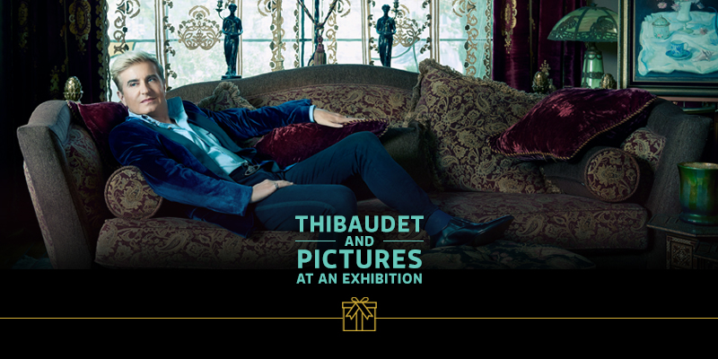 Thibaudet and Pictures at an Exhibition