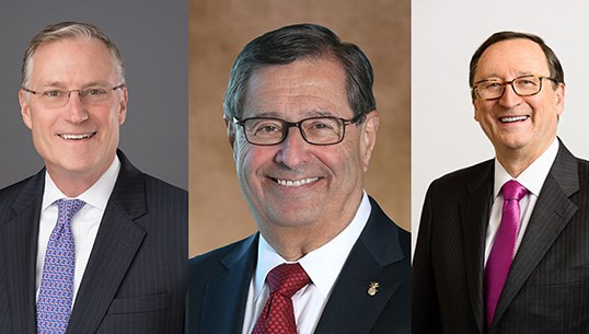 NWS welcomes new leaders to Board of Trustees in 2019