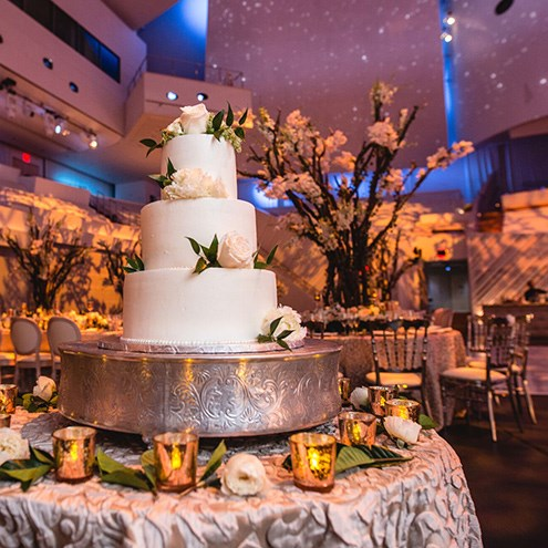 Have an Unforgettable Wedding at the New World Center
