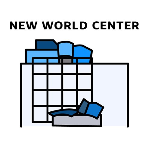 New World Center, Here For You
