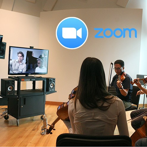 Music schools secure Zoom audio upgrade