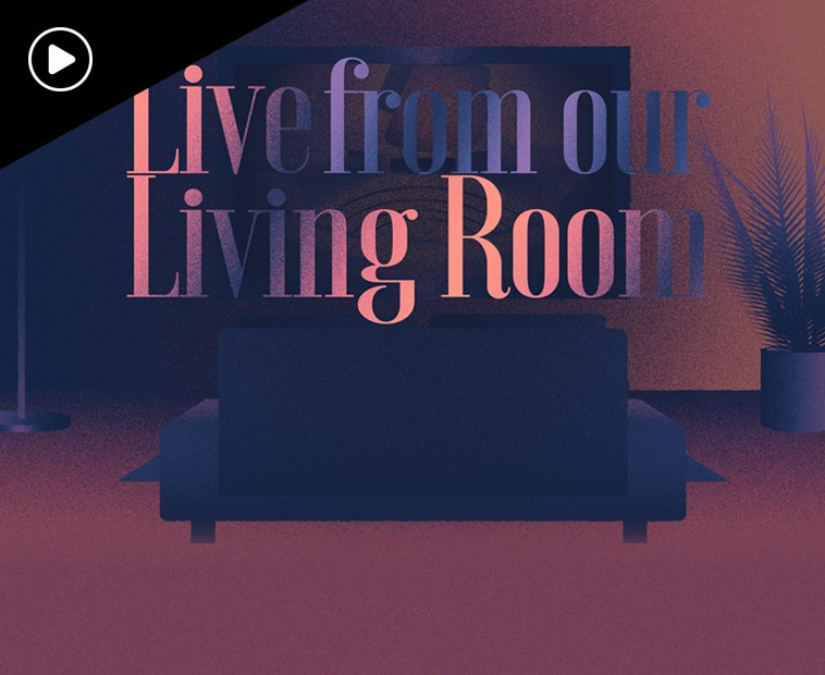 NWS - Live from our Living Room Live, informal chamber concert from the New World Center