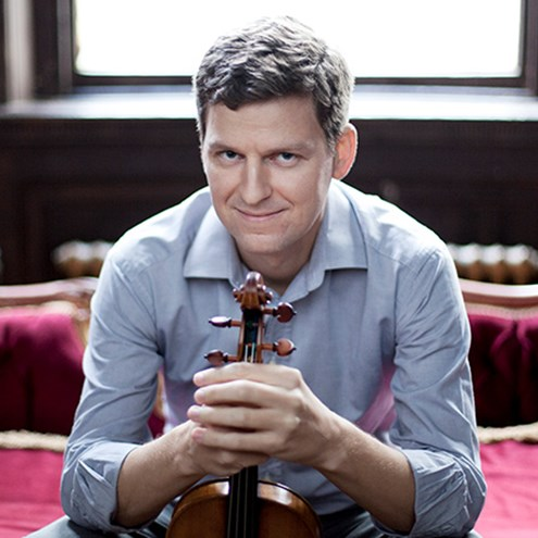 In Conversation: James Ehnes talks Bach with Aaron Grad