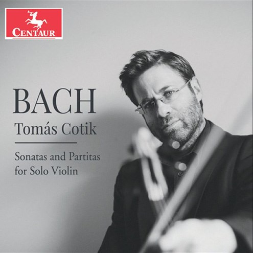 Violin alum Tomás Cotik on all things Bach