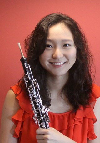 Solo Spotlight: The Oboist