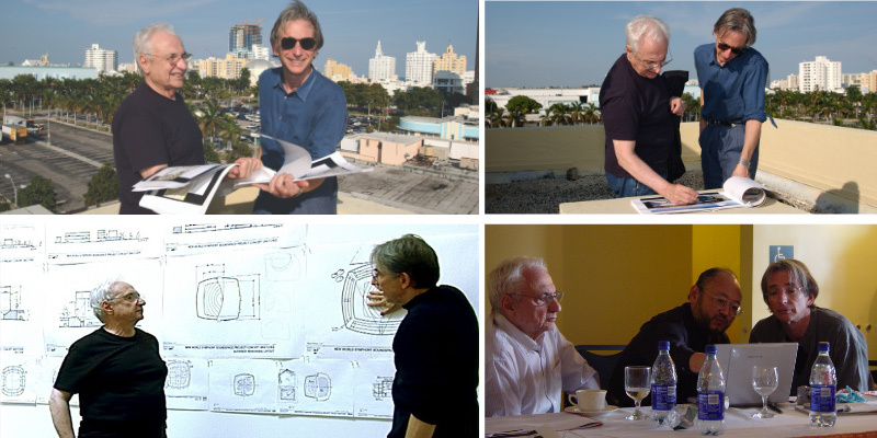 MTT and Frank Gehry over plans for New World Center