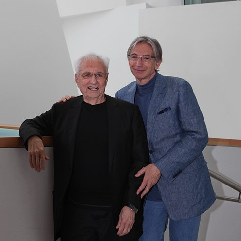 NWC at 10: MTT and Frank Gehry's Dream